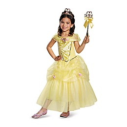 Belle Sparkle Deluxe Child's Halloween Costume