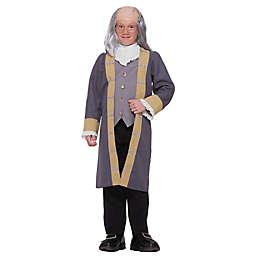 Benjamin Franklin Child's Halloween Costume