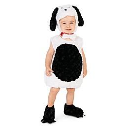 Infant Puppy Halloween Costume in Black