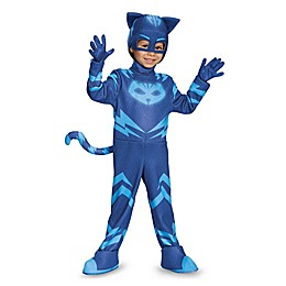 PJ Masks Catboy Deluxe Child's Halloween Costume