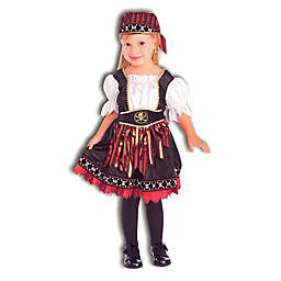 Lil' Pirate Cutie Size 2-4T Child's Halloween Costume