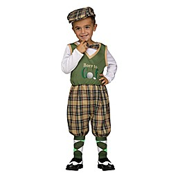 Golfer Child's Halloween Costume