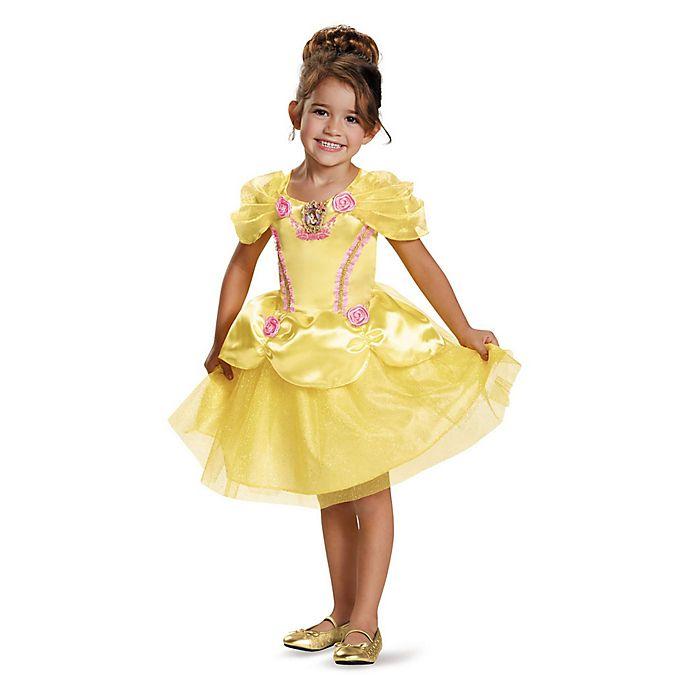 Alternate image 1 for Disney® Princess Belle Classic Child's Halloween Costume