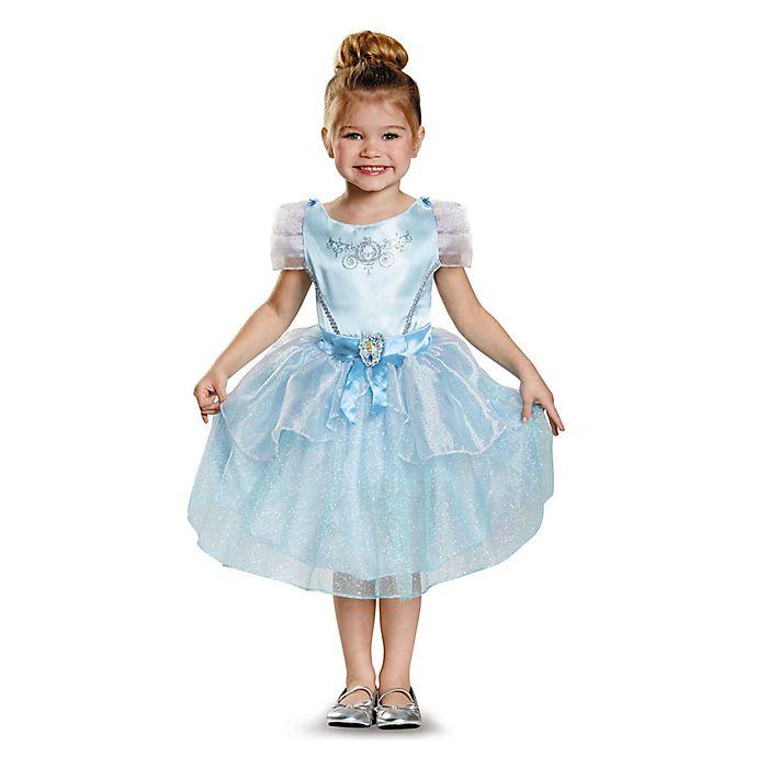 Alternate image 1 for Disney® Cinderella Classic Child's Halloween Costume