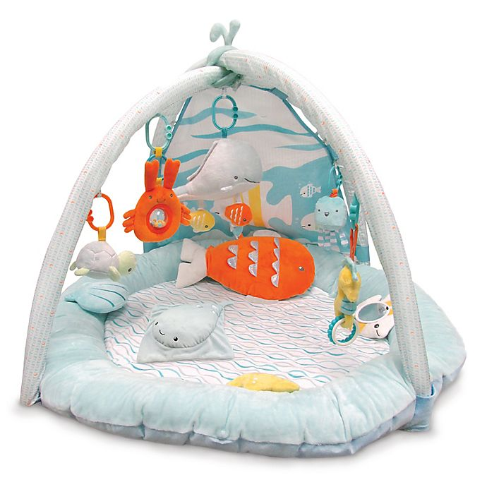 Alternate image 1 for carter's® My Ocean Friends Play Gym