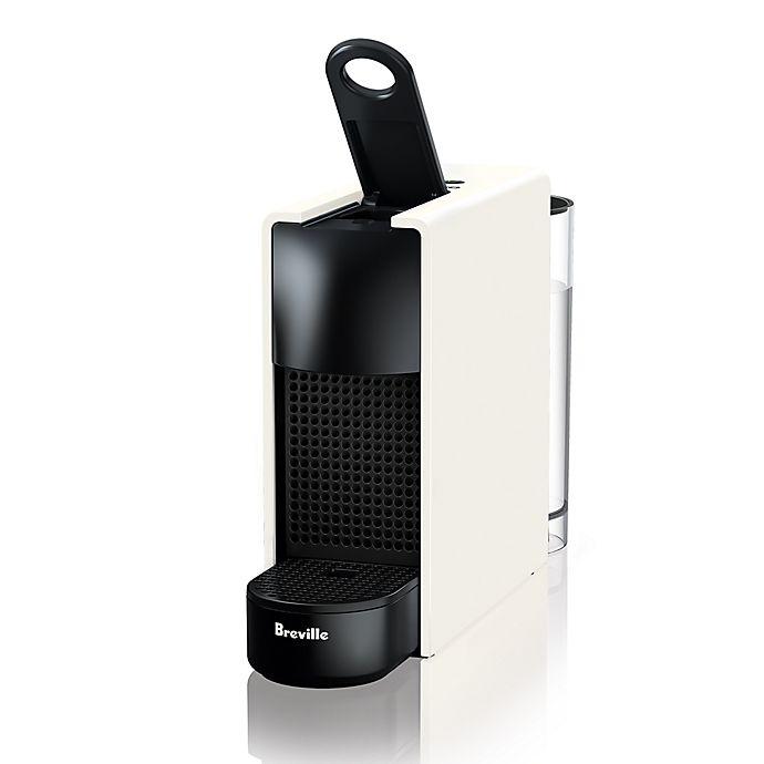 Alternate image 1 for Nespresso® by Breville® Essenza Mini Espresso Maker in White