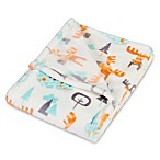 Trend Lab® Forest Tales Woodland Moose Baby Blanket