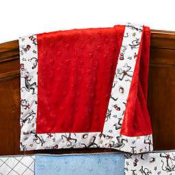 Trend Lab® Dr. Seuss Cat in the Hat Receiving Blanket
