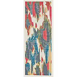 Feizy Girasole Sorbet 7-Foot 10-Inch x 2-Foot 10-Inch Multicolor Runner