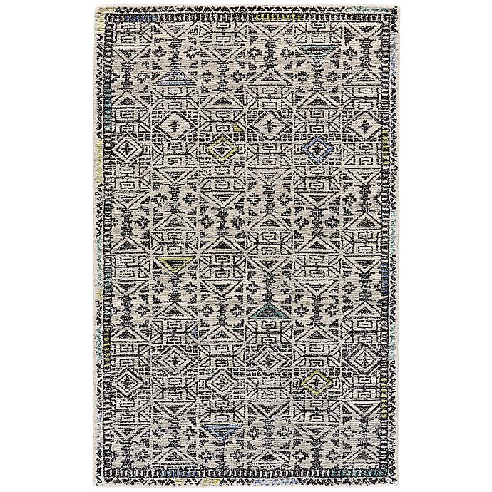 Alternate image 1 for Feizy Baltum 9-Foot 6-Inch x 13-Foot 6-Inch Hand-Tufted Area Rug in Black