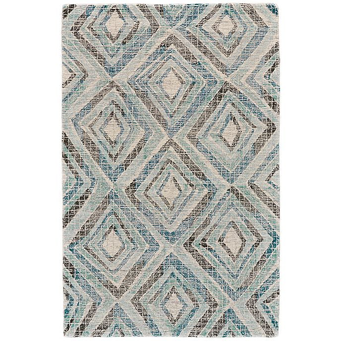 Alternate image 1 for Feizy Baltum 9-Foot 6-Inch x 13-Foot 6-Inch Hand-Tufted Area Rug in Blue
