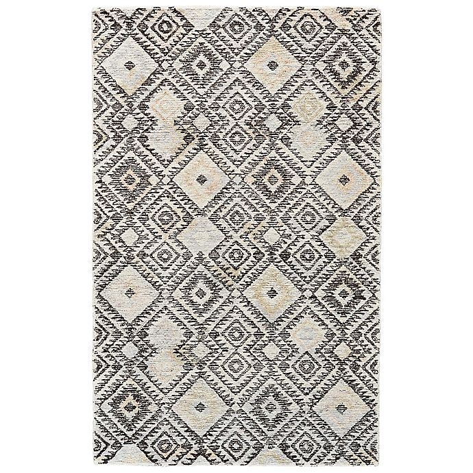 Alternate image 1 for Feizy Baltum 9-Foot 6-Inch x 13-Foot 6-Inch Hand-Tufted Area Rug in Grey/Pastel