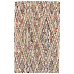 Feizy Baltum 8-Foot  x 11-Footh Hand-Tufted Area Rug in Pink/Multi