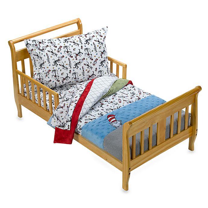 Carters 4 Piece Toddler Bed Set, Fire Truck Carter/\'s 6353416