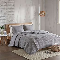 Urban Habitat Caden Geo Quilted Coverlet Bedding Set