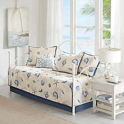 Madison Park Bayside Daybed Set in Blue