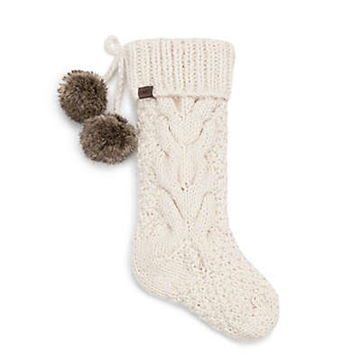 UGG Cable Knit Stocking