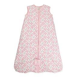Burt's Bees Baby® Beekeeper™ Organic Cotton Wearable Blanket in Pink