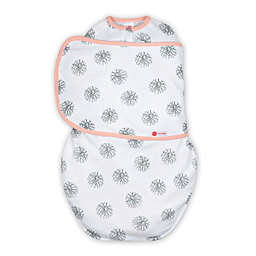 Embe® Circle Classic 2-Way Swaddle™ in Pink