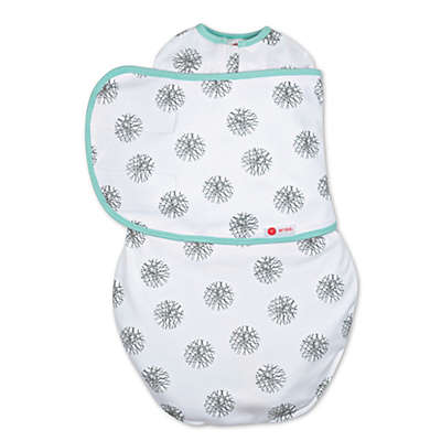 Embe® Circle Classic 2-Way Swaddle™ in Mint