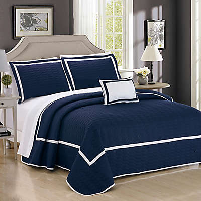 Chic Home Neal Quilt Set