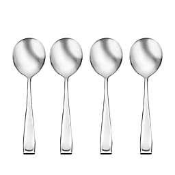 Oneida® Moda Soup Spoons (Set of 4)