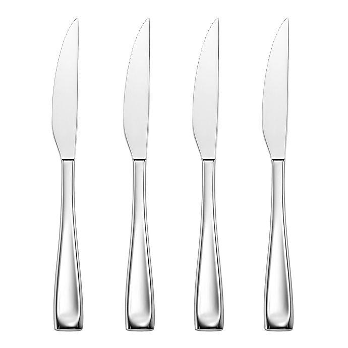 Alternate image 1 for Oneida® Moda Steak Knives (Set of 4)