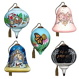 Ne'Qwa Holiday Ornament Collection