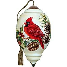 Ne'Qwa 3-Inch Petite Christmas Cardinal Ornament
