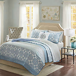 Madison Park Sybil Coverlet Set