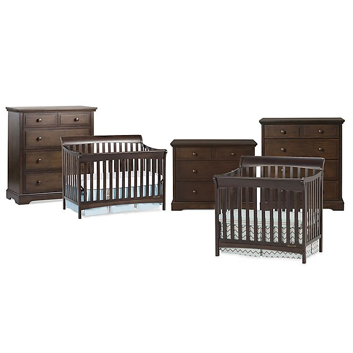 Nursery Furniture Collection In Slate