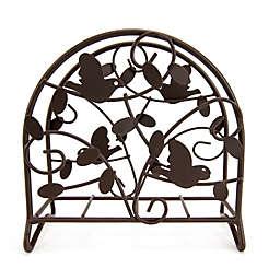 Home Basics® Bird & Flower Napkin Holder