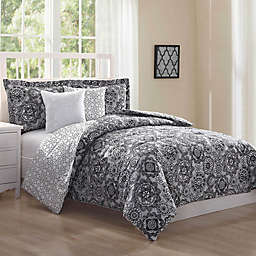 Studio 17 Bianca Reversible Comforter Set