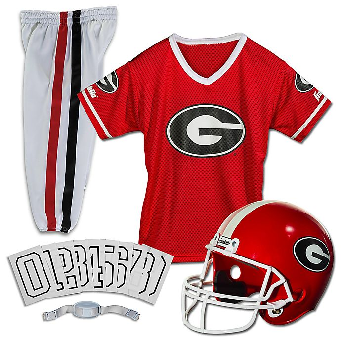Alternate image 1 for Collegiate Youth Deluxe Uniform Set Collection