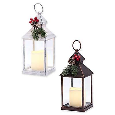 Holiday LED Lantern