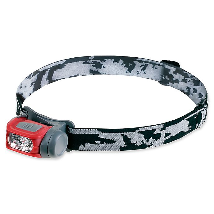 Alternate image 1 for Wakeman Outdoors LED Headlamp in Red
