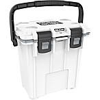 Pelican™ 20 qt. Elite Cooler in White/Grey