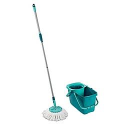 Leifheit Clean Twist Round Mop and Bucket Set