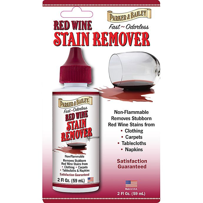 Parker Bailey Red Wine Stain Remover Bed Bath And Beyond Canada