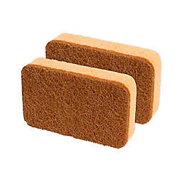 casabella® 2-Pack Copper Power Cellulose Sponge