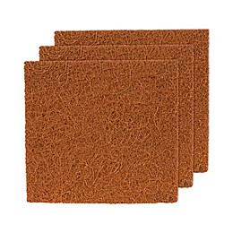 casabella® 3-Pack Copper Power Scouring Pad