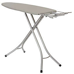 Household Essentials® Wide Top Ironing Board in Silver