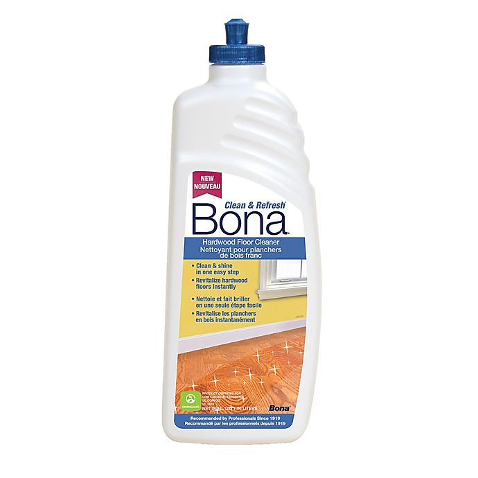 Alternate image 1 for Bona® 36 oz. Clean and Refresh Hardwood Floor Cleaner