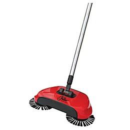 Fuller Brush Roto Sweeper Broom in Red