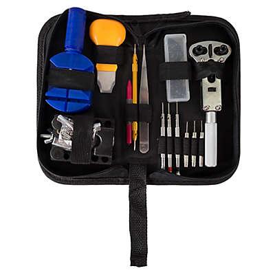 Stalwart® 144-Piece Watch Repair Kit