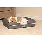 PetFusion™ Ultimate Small Pet Bed and Lounge in Grey