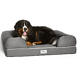 PetFusion™ Ultimate Pet Bed and Lounge in Grey