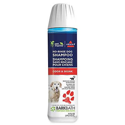 Bissell® Bark Bath Odor & Skunk No-Rinse Dog Shampoo