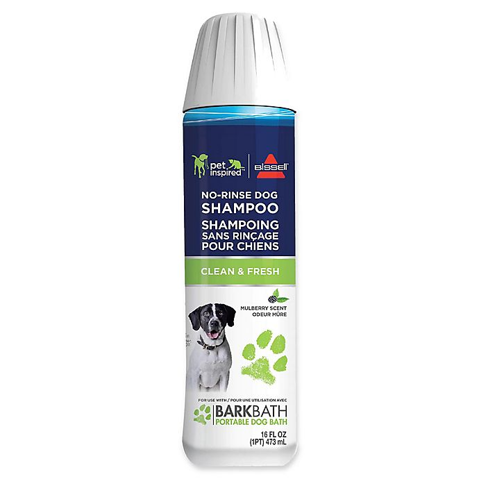 Alternate image 1 for Bissell® Clean & Fresh No Rinse Dog Shampoo in Mulberry Scent