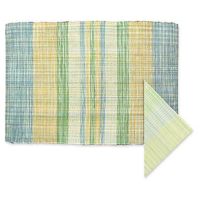 Park B. Smith Sumatra Island Breezes Placemats and Napkins
